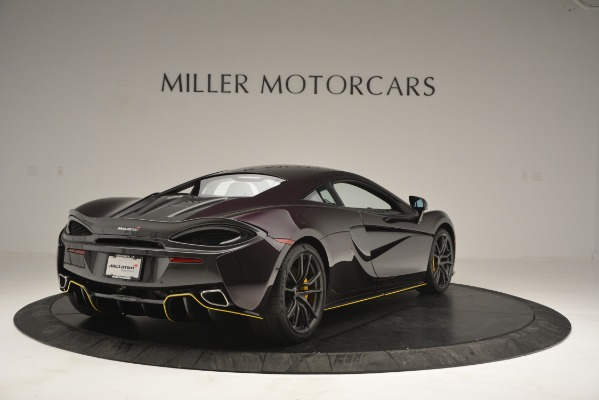 Used 2018 McLaren 570S for sale Sold at Alfa Romeo of Greenwich in Greenwich CT 06830 7