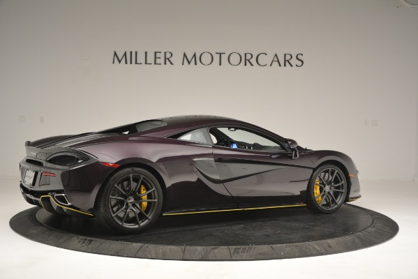 Used 2018 McLaren 570S for sale Sold at Alfa Romeo of Greenwich in Greenwich CT 06830 8