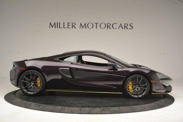 Used 2018 McLaren 570S for sale Sold at Alfa Romeo of Greenwich in Greenwich CT 06830 9