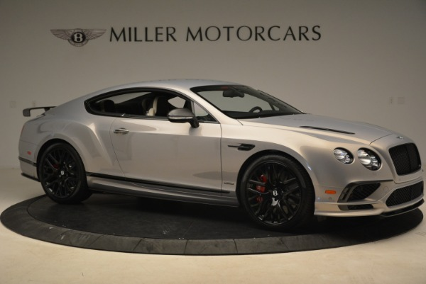 Used 2017 Bentley Continental GT Supersports for sale Sold at Alfa Romeo of Greenwich in Greenwich CT 06830 10