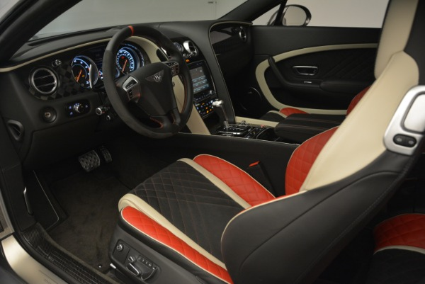 Used 2017 Bentley Continental GT Supersports for sale Sold at Alfa Romeo of Greenwich in Greenwich CT 06830 19