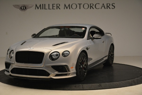 Used 2017 Bentley Continental GT Supersports for sale Sold at Alfa Romeo of Greenwich in Greenwich CT 06830 1