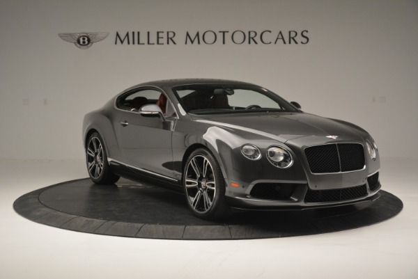 Used 2015 Bentley Continental GT V8 S for sale Sold at Alfa Romeo of Greenwich in Greenwich CT 06830 11
