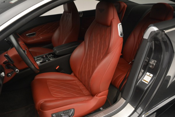 Used 2015 Bentley Continental GT V8 S for sale Sold at Alfa Romeo of Greenwich in Greenwich CT 06830 19