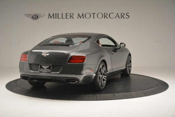 Used 2015 Bentley Continental GT V8 S for sale Sold at Alfa Romeo of Greenwich in Greenwich CT 06830 7