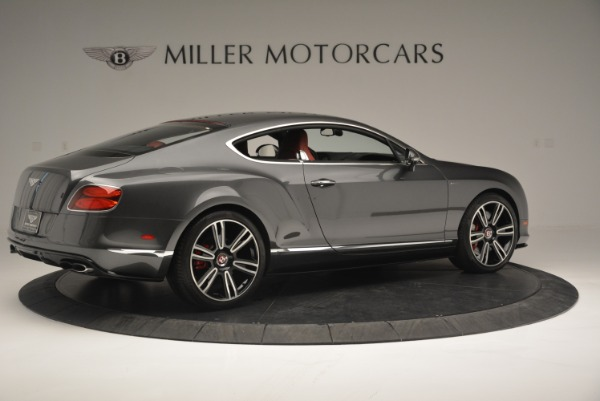 Used 2015 Bentley Continental GT V8 S for sale Sold at Alfa Romeo of Greenwich in Greenwich CT 06830 8