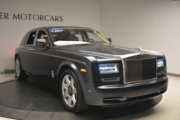 Used 2013 Rolls-Royce Phantom for sale Sold at Alfa Romeo of Greenwich in Greenwich CT 06830 2