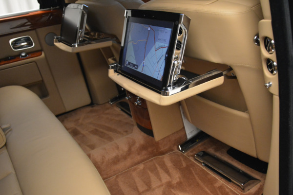 Used 2013 Rolls-Royce Phantom for sale Sold at Alfa Romeo of Greenwich in Greenwich CT 06830 21
