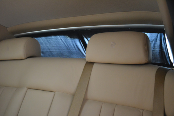 Used 2013 Rolls-Royce Phantom for sale Sold at Alfa Romeo of Greenwich in Greenwich CT 06830 23