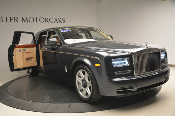 Used 2013 Rolls-Royce Phantom for sale Sold at Alfa Romeo of Greenwich in Greenwich CT 06830 5