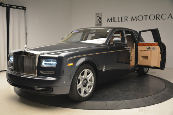 Used 2013 Rolls-Royce Phantom for sale Sold at Alfa Romeo of Greenwich in Greenwich CT 06830 6