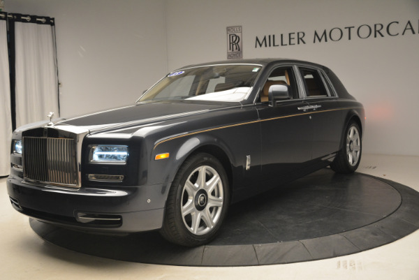 Used 2013 Rolls-Royce Phantom for sale Sold at Alfa Romeo of Greenwich in Greenwich CT 06830 1
