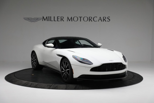 New 2018 Aston Martin DB11 V8 Coupe for sale Sold at Alfa Romeo of Greenwich in Greenwich CT 06830 10