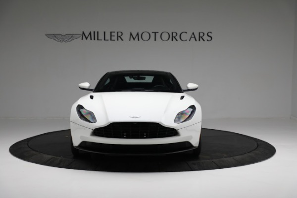 New 2018 Aston Martin DB11 V8 Coupe for sale Sold at Alfa Romeo of Greenwich in Greenwich CT 06830 11