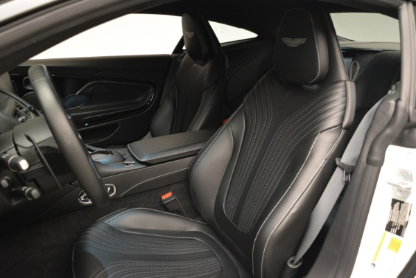 New 2018 Aston Martin DB11 V8 Coupe for sale Sold at Alfa Romeo of Greenwich in Greenwich CT 06830 14