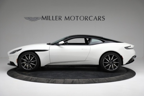 New 2018 Aston Martin DB11 V8 Coupe for sale Sold at Alfa Romeo of Greenwich in Greenwich CT 06830 2