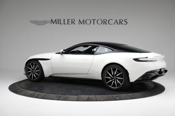 New 2018 Aston Martin DB11 V8 Coupe for sale Sold at Alfa Romeo of Greenwich in Greenwich CT 06830 3
