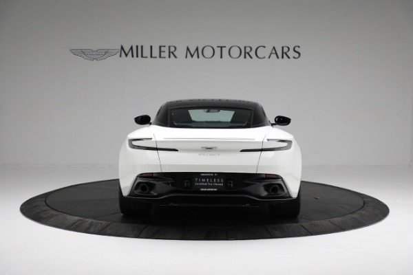 New 2018 Aston Martin DB11 V8 Coupe for sale Sold at Alfa Romeo of Greenwich in Greenwich CT 06830 5