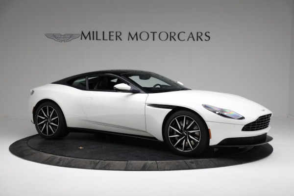 New 2018 Aston Martin DB11 V8 Coupe for sale Sold at Alfa Romeo of Greenwich in Greenwich CT 06830 9