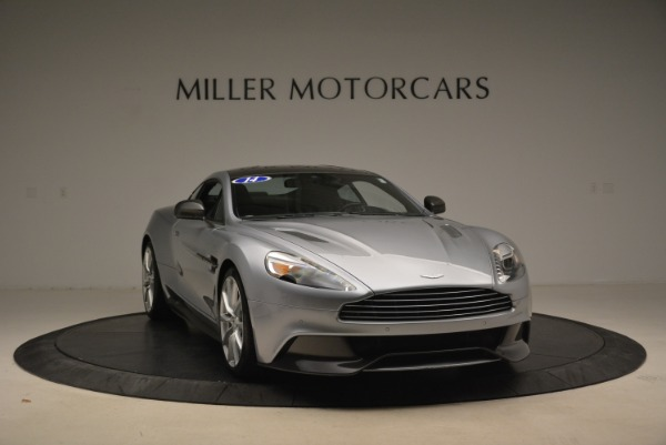 Used 2014 Aston Martin Vanquish for sale Sold at Alfa Romeo of Greenwich in Greenwich CT 06830 11