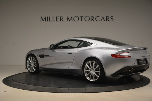 Used 2014 Aston Martin Vanquish for sale Sold at Alfa Romeo of Greenwich in Greenwich CT 06830 4
