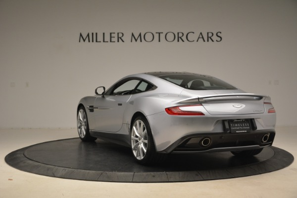Used 2014 Aston Martin Vanquish for sale Sold at Alfa Romeo of Greenwich in Greenwich CT 06830 5
