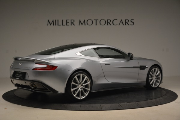 Used 2014 Aston Martin Vanquish for sale Sold at Alfa Romeo of Greenwich in Greenwich CT 06830 8