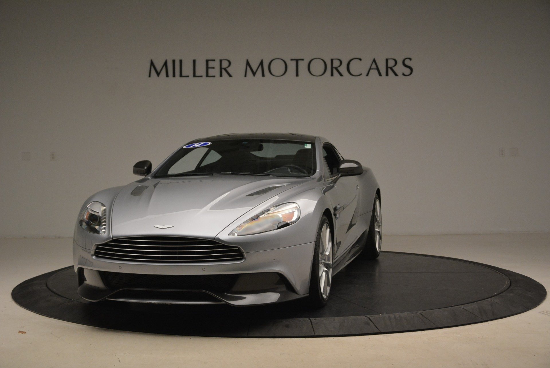 Used 2014 Aston Martin Vanquish for sale Sold at Alfa Romeo of Greenwich in Greenwich CT 06830 1