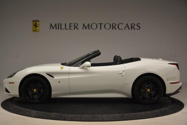 Used 2016 Ferrari California T for sale Sold at Alfa Romeo of Greenwich in Greenwich CT 06830 3