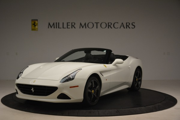 Used 2016 Ferrari California T for sale Sold at Alfa Romeo of Greenwich in Greenwich CT 06830 1