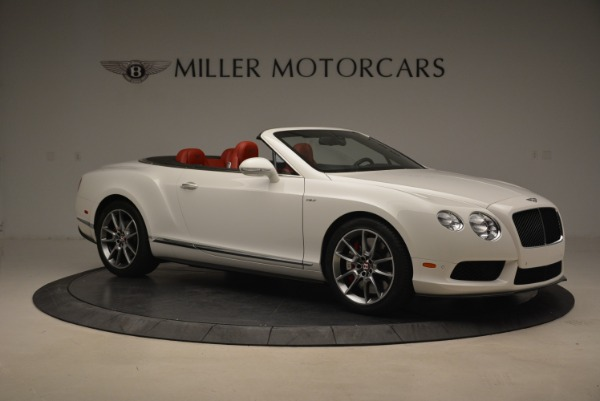 Used 2015 Bentley Continental GT V8 S for sale Sold at Alfa Romeo of Greenwich in Greenwich CT 06830 10