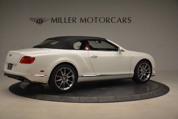 Used 2015 Bentley Continental GT V8 S for sale Sold at Alfa Romeo of Greenwich in Greenwich CT 06830 16