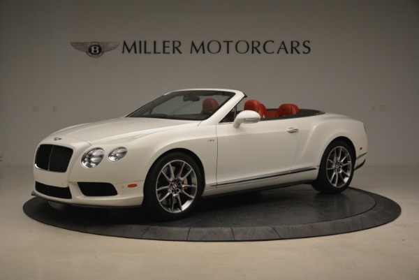 Used 2015 Bentley Continental GT V8 S for sale Sold at Alfa Romeo of Greenwich in Greenwich CT 06830 2