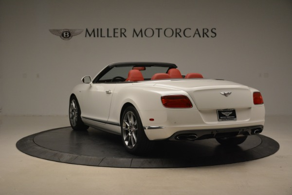 Used 2015 Bentley Continental GT V8 S for sale Sold at Alfa Romeo of Greenwich in Greenwich CT 06830 5