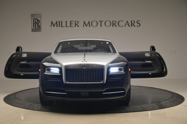 Used 2014 Rolls-Royce Wraith for sale Sold at Alfa Romeo of Greenwich in Greenwich CT 06830 13