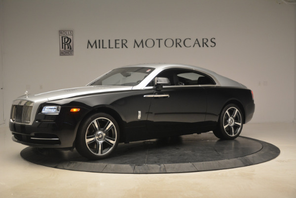 Used 2014 Rolls-Royce Wraith for sale Sold at Alfa Romeo of Greenwich in Greenwich CT 06830 2