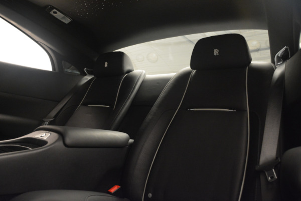 Used 2014 Rolls-Royce Wraith for sale Sold at Alfa Romeo of Greenwich in Greenwich CT 06830 23