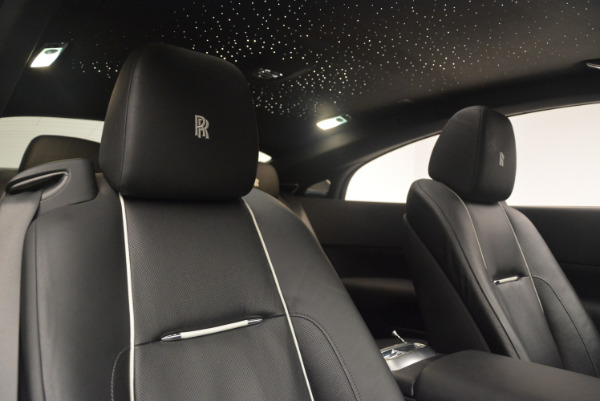Used 2014 Rolls-Royce Wraith for sale Sold at Alfa Romeo of Greenwich in Greenwich CT 06830 26