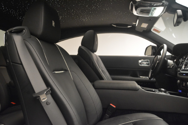 Used 2014 Rolls-Royce Wraith for sale Sold at Alfa Romeo of Greenwich in Greenwich CT 06830 27