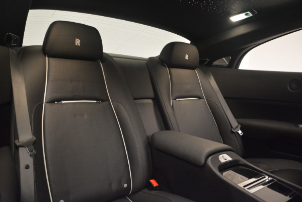 Used 2014 Rolls-Royce Wraith for sale Sold at Alfa Romeo of Greenwich in Greenwich CT 06830 28