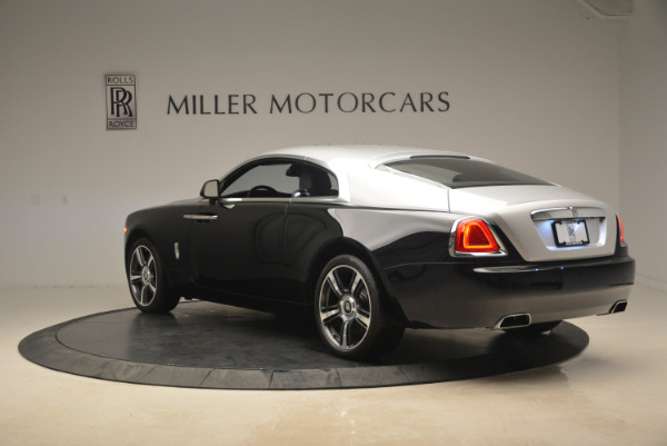 Used 2014 Rolls-Royce Wraith for sale Sold at Alfa Romeo of Greenwich in Greenwich CT 06830 5