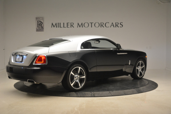 Used 2014 Rolls-Royce Wraith for sale Sold at Alfa Romeo of Greenwich in Greenwich CT 06830 8