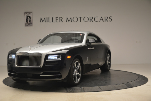 Used 2014 Rolls-Royce Wraith for sale Sold at Alfa Romeo of Greenwich in Greenwich CT 06830 1