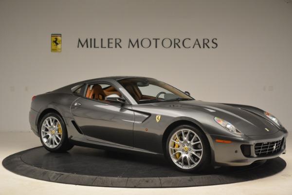 Used 2010 Ferrari 599 GTB Fiorano for sale Sold at Alfa Romeo of Greenwich in Greenwich CT 06830 10