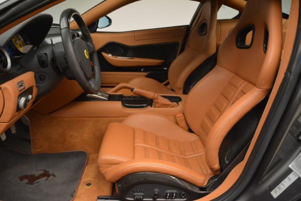 Used 2010 Ferrari 599 GTB Fiorano for sale Sold at Alfa Romeo of Greenwich in Greenwich CT 06830 14