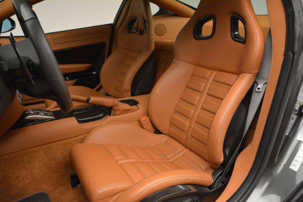 Used 2010 Ferrari 599 GTB Fiorano for sale Sold at Alfa Romeo of Greenwich in Greenwich CT 06830 15