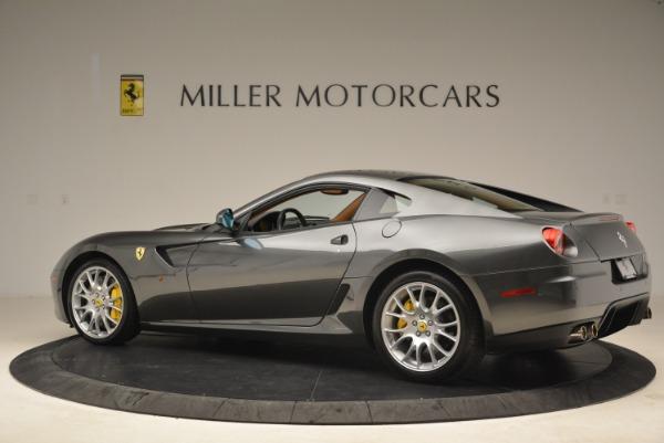 Used 2010 Ferrari 599 GTB Fiorano for sale Sold at Alfa Romeo of Greenwich in Greenwich CT 06830 4