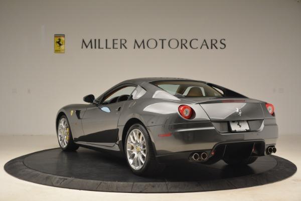 Used 2010 Ferrari 599 GTB Fiorano for sale Sold at Alfa Romeo of Greenwich in Greenwich CT 06830 5