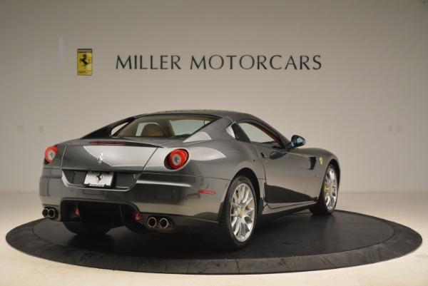 Used 2010 Ferrari 599 GTB Fiorano for sale Sold at Alfa Romeo of Greenwich in Greenwich CT 06830 7