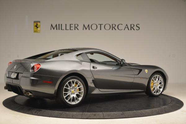 Used 2010 Ferrari 599 GTB Fiorano for sale Sold at Alfa Romeo of Greenwich in Greenwich CT 06830 8